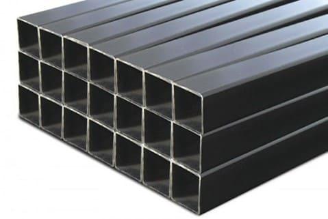 Thép hộp 50x50 mạ đen